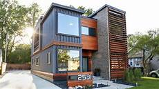 This Modern Shipping Container Home Is Attracting