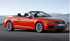 The All New Audi A5 Cabriolet Won T Be Ready Until 2017