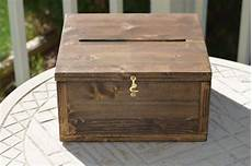 wedding card box medium card box rustic wedding wedding