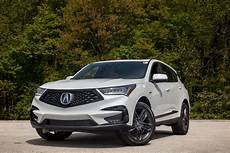 2019 acura rdx first finally not a warmed over