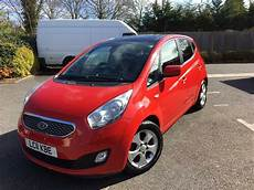 Kia Venga 3 Auto In Great Cornard Suffolk Gumtree