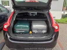 Kofferraumvolumen Volvo Xc60 - volvo v60 001 autosuche 2017 der kofferraum vergleich
