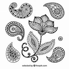 mehndi design vector free makedes henna ornaments vector free download