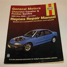 free service manuals online 1995 chevrolet cavalier auto manual haynes 38016 manual general motors chevrolet cavalier pontiac sunfire 1995 2000 chevrolet