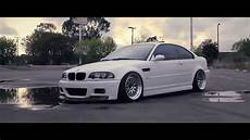 bmw m3 e46 coupe tuning exhaust hd 1080p