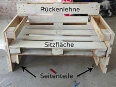 Holzpaletten Möbel Selber Bauen - die 25 besten ideen zu palettenm 246 bel selber bauen auf