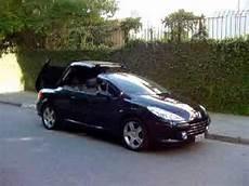 peugeot 307 cc cabrio peugeot 307 cc cabriolet