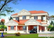 kerala house plans and elevations kerala home plan elevation and floor plan 2254 sq ft