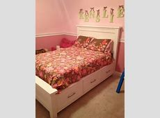 Ana White   Farmhouse Storage bed   DIY Projects