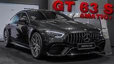 2019 mercedes amg gt 63 s 4matic gt 4 door exterior