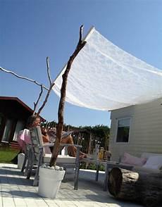 sonnenschutz garten terrasse romantischer und nat 252 rlicher sonnenschutz im garten f 252 r
