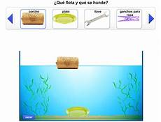 flota o se hunde and other lenguaje lessons and activities for the smart board gynzy