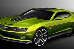 Chevrolet Camaro Hot Wheels Concept 2011  HD Pictures