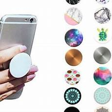 phone finger holder monopod stand fidget stand for iphone