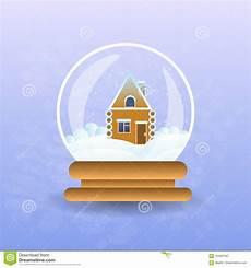 Malvorlage Haus Mit Schnee Lebkuchen Haus Bedeckt Mit Schnee Im Weihnachtszauber