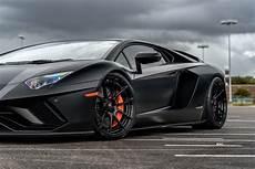 Matte Black Lamborghini Aventador S Adv5 0 M V2 Cs