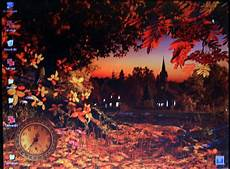 Free Animated Fall Backgrounds screensavers wallpaper for fall 46 images