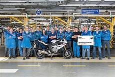 bmw s 1000 xr produktion im motorrad werk berlin gestartet