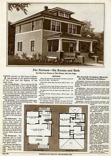 gordon van tine house plans gordon van tine the always good four square four