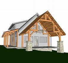 hybrid timber frame house plans hybrid timber frame cabin plans in 2020 house exterior