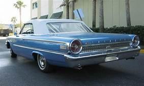 1963 FORD GALAXIE 500 XL CONVERTIBLE  Ford Galaxie 63 64