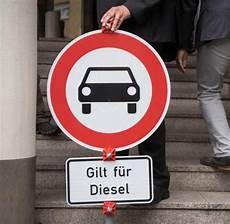 Berlin Pr 252 Ft Auch Fahrverbote F 252 R Neuere Diesel Welt