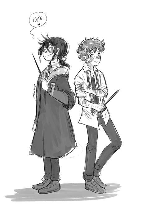 Remus And Sirius Fanart