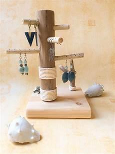 présentoir bijoux bois fr arbre a bijoux en bois flotte par l atelier de corinne