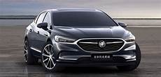 buick officially reveals 2020 lacrosse facelift gm authority