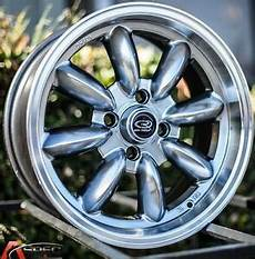 280z rims 15x7 rota rb wheels 4x114 3 hyper black rims et12mm fits