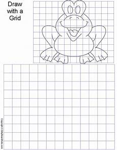 scale grid drawing worksheets 13 best grid enlargement images pinterest school art education lessons and art worksheets