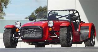 Caterham Seven 485 Becomes Brands Fastest Ever In