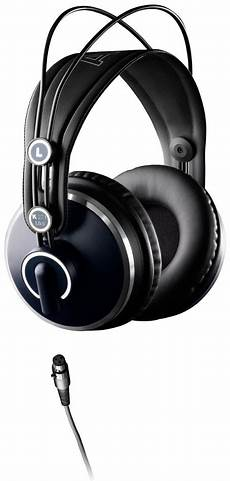 akg k271 mkii akg k271 mkii professional closed back ear dynamic headphones with detachable cable