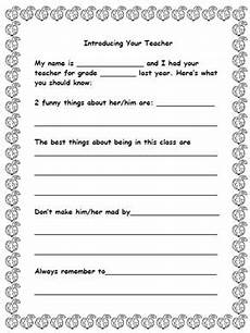 15 best images of favorite end of year worksheet my