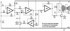 Electronic Horn Circuit Scheme