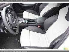 black lunar silver interior front seat for the 2013 audi s4 3 0t quattro sedan 91912015