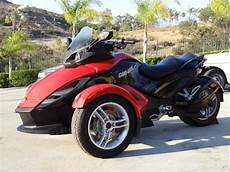 Can Am Trike Motorcycle