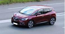 Essai Renault Scenic 4 2016 Refonte Compl 232 Te 214 Avis