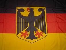 deutschland fahne mit adler 150x250 cm fahnen fanwelt