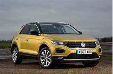 Vw T Roc 1 0 Tsi Design 2018 Review Car Magazine