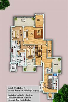 british west indies house plans british west indies 3 6 000 sq ft 1 950 000