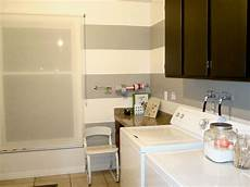 paint ideas for laundry room bird and berry laundry room makeover how to paint stripes
