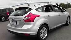 2012 Ford Focus Hatchback Sel 6u140082