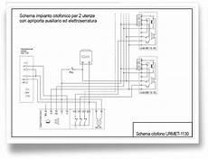 giuseppe marchetta impianto citofono urmet mod 1130