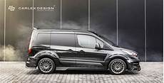 Ford Transit Connect Gets Tuning Kit From Carlex