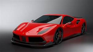 DMCs Ferrari 488 GTB Orso Has The Grunt To Match Its