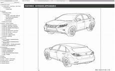 free service manuals online 2011 lexus rx on board diagnostic system 2011 lexus rx 450h owners manual owners manual cars