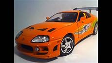 Toyota Supra 1 18 Fast And Furious Streetglow