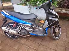 Skywave Modif by Modifikasi Suzuki Skywave Velg 17 Thecitycyclist