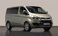 New Ford Transit Previewed By Tourneo Custom Concept